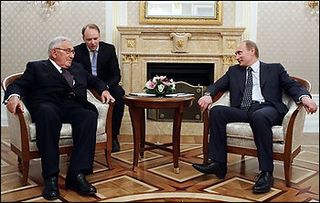 Kissinger Putin