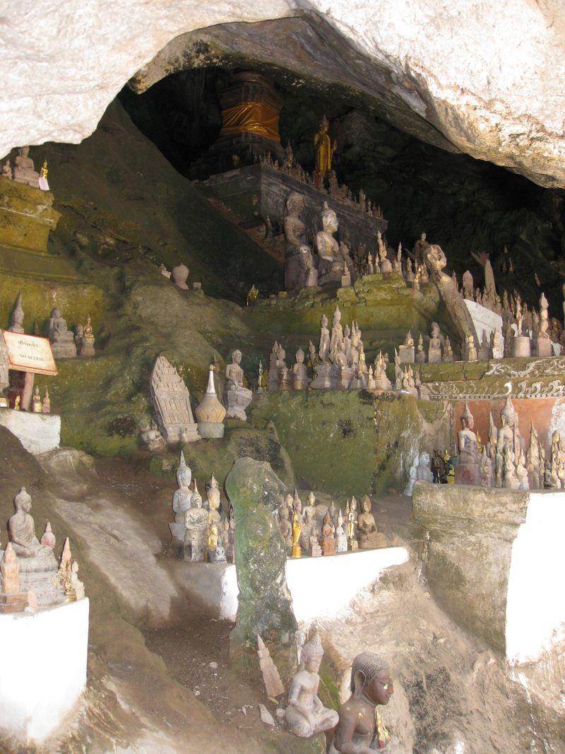 Laos - Pak Ou Buddha Caves I by PHKushlis 2009 10 29 261