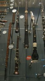 London Horniman Museum antique oboes and winds 9-2010 IMG_1320