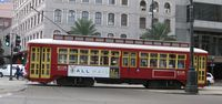 New Orleans, Canal St. Trolley 10-19-10 by PHKushlis IMG_1441_edited-1-1