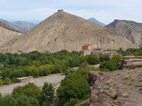 Linda Bigelow Morocco Trek 10-2010 Looking back at Sidi Moussa mound Image-8645705-114335250-2-Web_0_a355cae397ffff70c0f1af17f93a0599_1