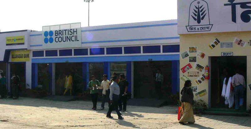 Book fair Brit Council