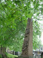 E133   Gravesite, Greyfriars