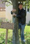 Photo 20 Hugging the Rose John Dyer Somerset Trip Part 1 summer 2011