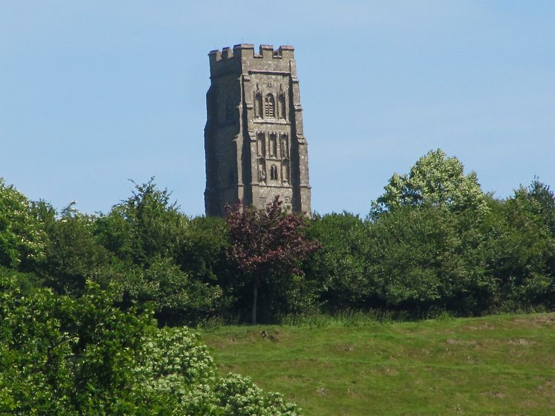 Photo 23 Glastonbury Tor Somerset Trip Part 1 summer 2011