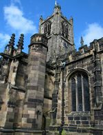 Lancaster - Cathedral Exterior John Dyer 2010