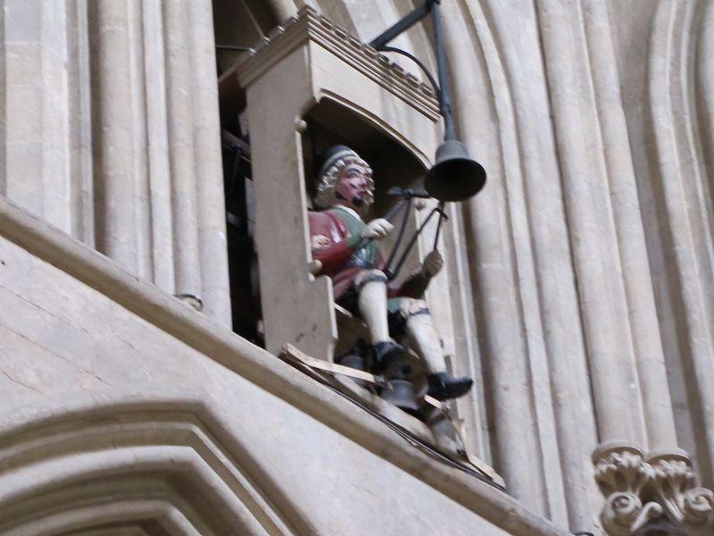 Photo 33 Cathedral Interior 3 Somerset Trip Part 1, summer 2011