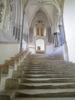 Photo 7.  Administration, Cathedral Somerset Trip Part 1 2011