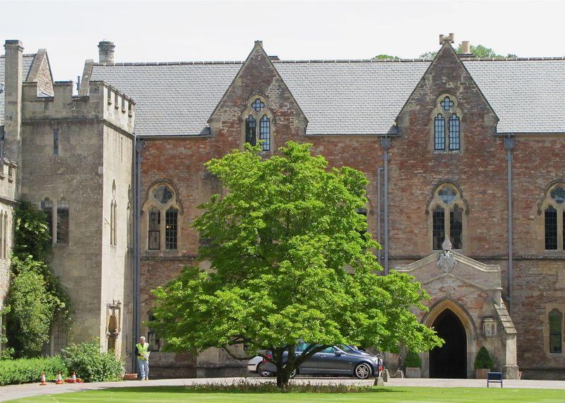 Photo 41 Bishop's Palace 2 Somerset Trip Part 1 summer 2011