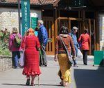 Photo 11 Glastonbury crowd-1 Somerset Trip Part 1 Summer 2011