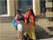Photo 15 b Two Hippie Artists Somerset Trip summer 2011