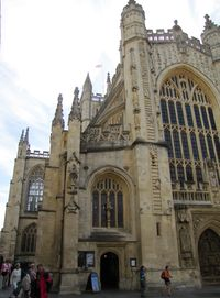 BP6 Bath Cathedral
