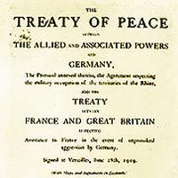 Versailles-treaty