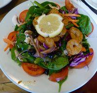 Crepepville Davis Garden Salad