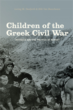 Children of the Greek Civil War 9780226135991