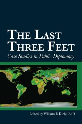 The Last Three Feet Book Cover