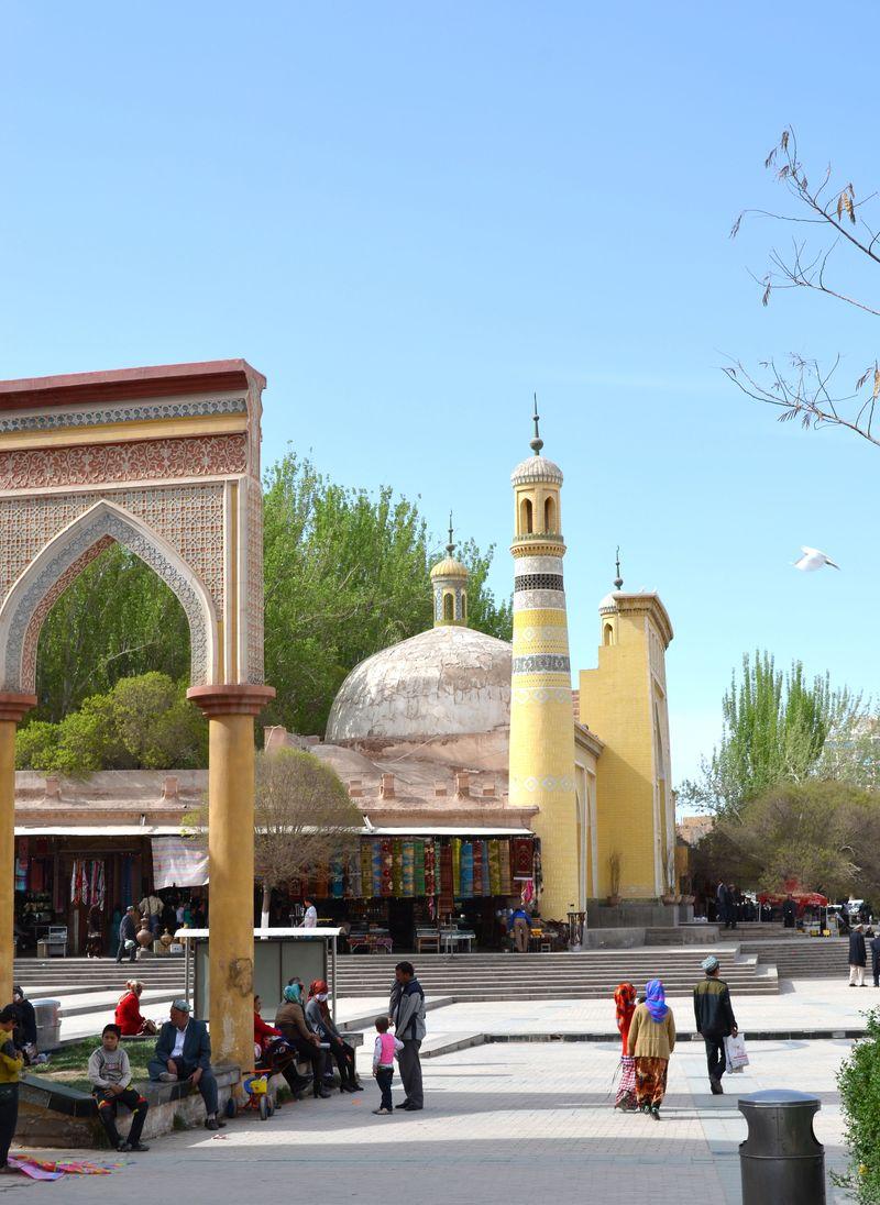 Kashgar mosque II