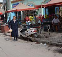 Kashgar old man