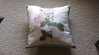 Rose Pillow, Thompson Co logo about 2002