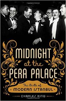 Midnight at the Pera Palace book cover