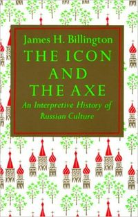 The Icon and the Ax book cover
