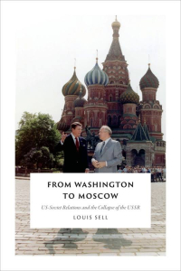 Louis Sell From Washington to Moscow Book Jacket