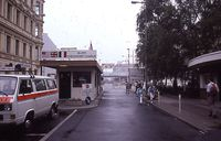 Berlin - Checkpoint Charlie 7-1989