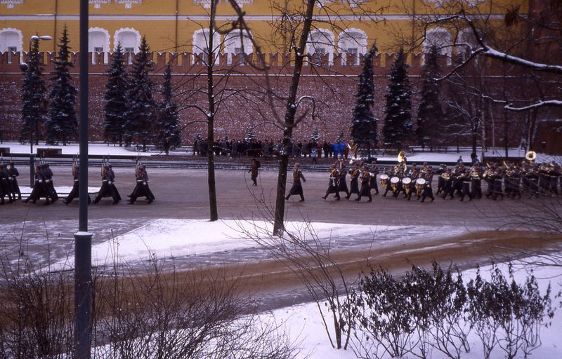 Mosocw - Tomb of the Unknown Soldier Band On Parade 12-1991 PHK