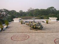 Saigon Reunification Palace Helicopter 2-02