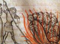 Templarsburning