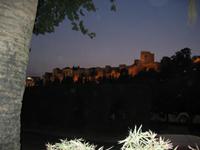 Malaga_alcazaba_and_castillo_de_gibrafar